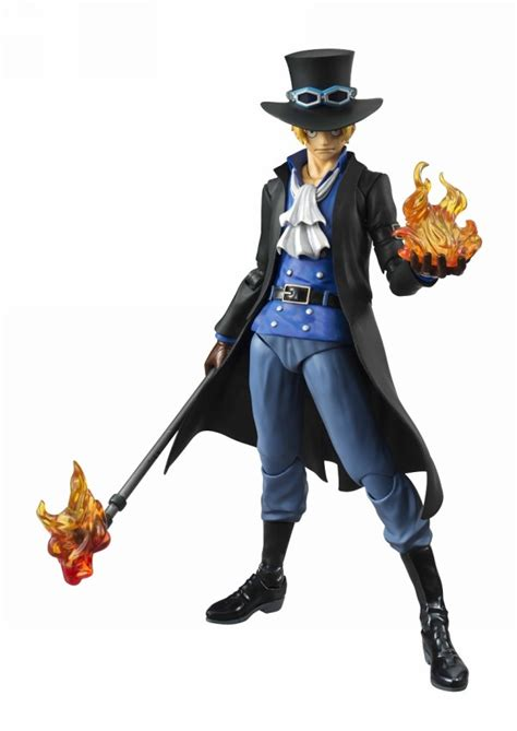 Figure One Sabo Styling one sabo variable heroes figure by megahouse kirin hobby