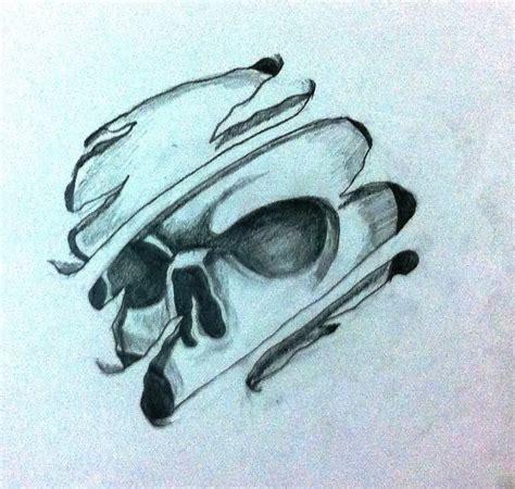 Tattoo 3d Drawing | how to draw 3d tattoo pencil art drawing