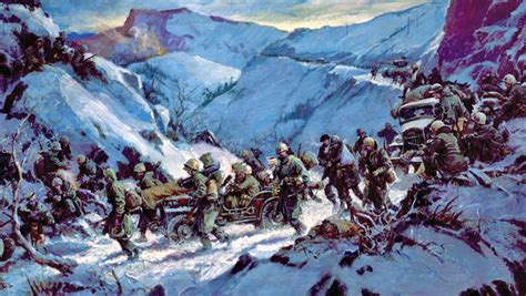 American Rifleman   The Korean War's Frozen Chosin