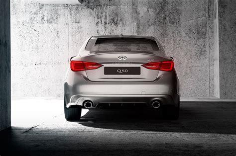 2018 infiniti q50 shows facelift in geneva motor trend