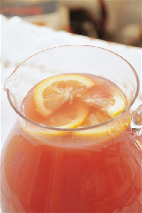 25 non alcoholic punch recipes nobiggie