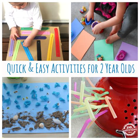 crafts for 2 yr olds 20 easy activities for 2 year olds