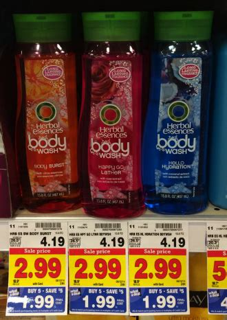 herbal essences wash only 0 99 at shoprite living herbal essences wash only 0 99 at kroger reg 4 19