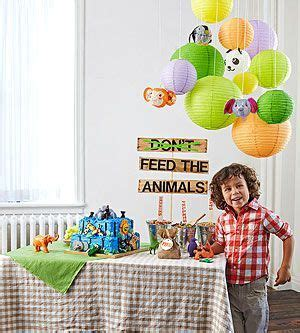zoo themed decorations 29 best images about zoo birthday on