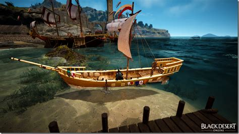 black desert online fishing boat accessories bdo fashion kaia fishing boat accessories black desert