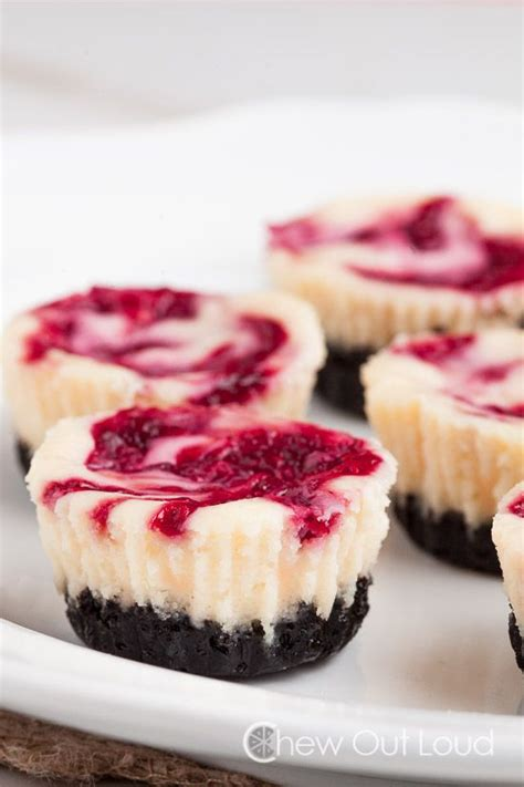 white chocolate raspberry cheesecake bites chew out loud recipes to cook pinterest