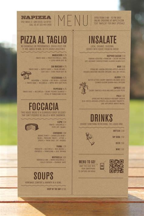 A Menu For Iii by Best 25 Cafe Menu Design Ideas On Cafe Menu