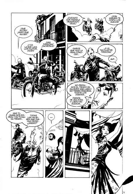 Lisandro Estherren | Comics | Illustrations: Novelas