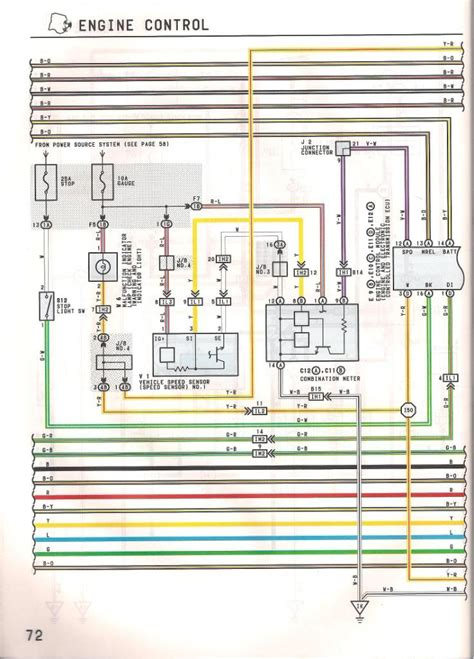 toyota 1uz fe engine wiring diagrams wiring diagram