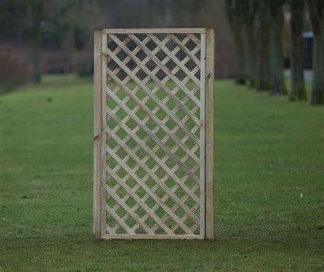 Framed Trellis framed diagonal trellis 90cm