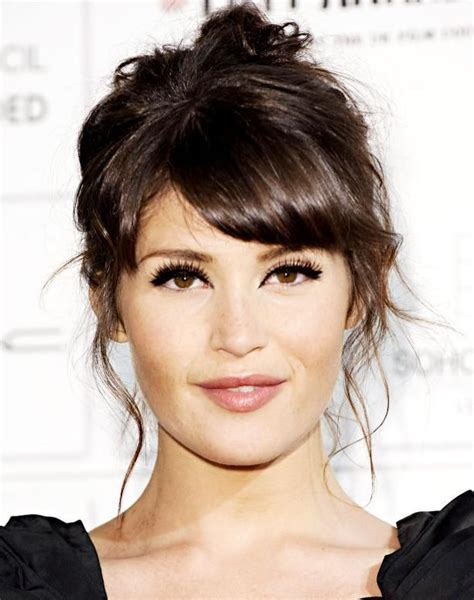 hair with wispy front and sides 17 best images about bangs on pinterest bangs long