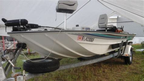 lowe aluminum bass boat lowe aluminum boat lowe lowe 1994 for sale