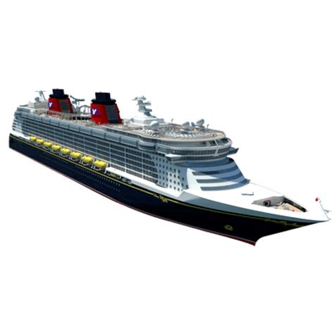 cartoon boat transparent background cruise ship illustration transparent png stickpng