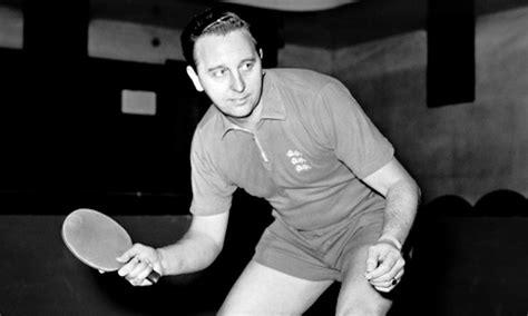 ivor perry remembering a table tennis legend johnny leach edmonton