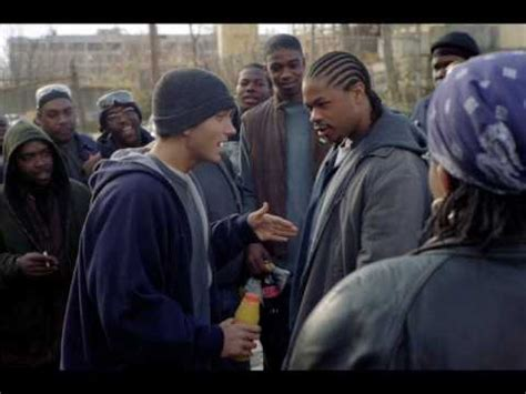 eminem movie last rap 8 mile last rap battle video hd eminem video fanpop