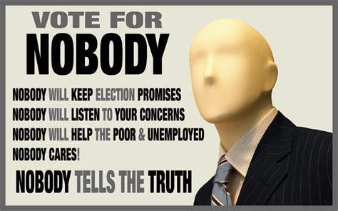 vote for nobody nobody2016