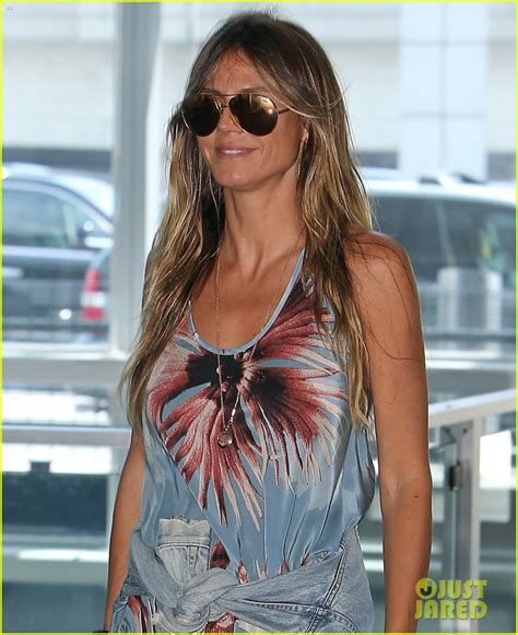 Supermodel Chic by Sized Photo Of Heidi Klum Supermodel Chic Airport 02