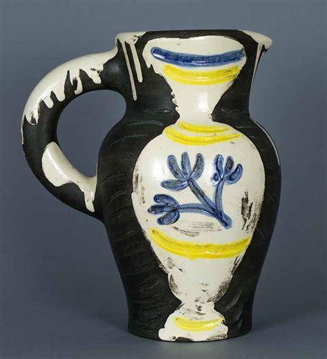 picasso paintings vase pablo picasso pichet au vase 1954