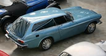 Volvo P1800 Es Power Cars Volvo P1800 Es Quot Snow White S Coffin Quot