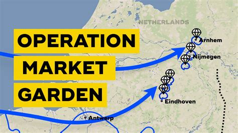 operation market garden youtube