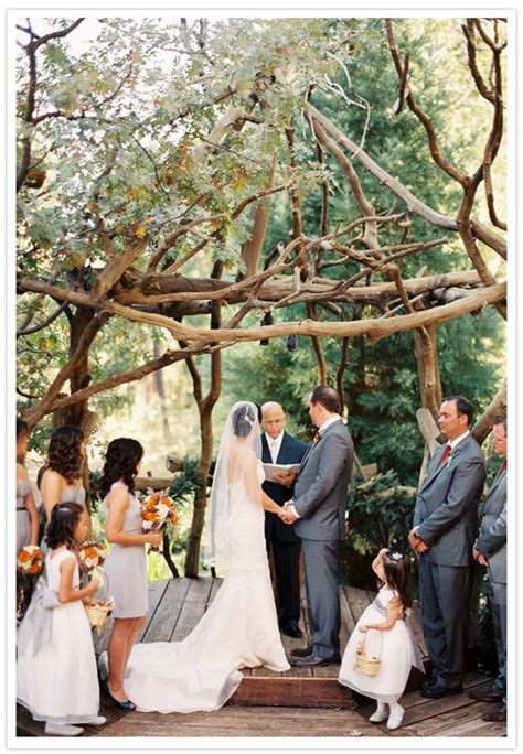 small weddings in ca california forest wedding morgen real weddings 100 layer cake