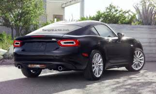 Fiat 124 Sedan Fiat 124 Coupe Rumored To Debut In 2017 Autoevolution