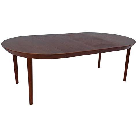 niels otto moller for gudme mobelfabrik teak dining table