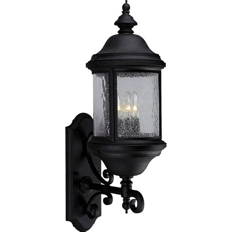 Progress Outdoor Lighting Fixtures Progress Lighting P5652 31 Ashmore Outdoor Wall Mount Fixture