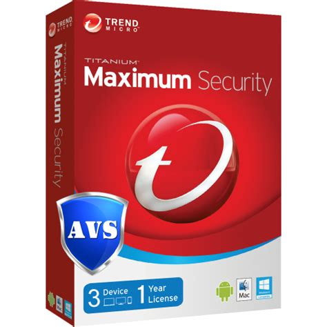 Trend Micro Titanium Security maximum security what is trend micro titanium maximum security