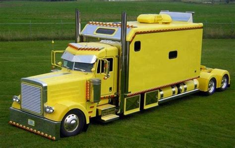 Peterbilt Custom Sleeper by Peterbilt Custom Sleeper Big Trucks