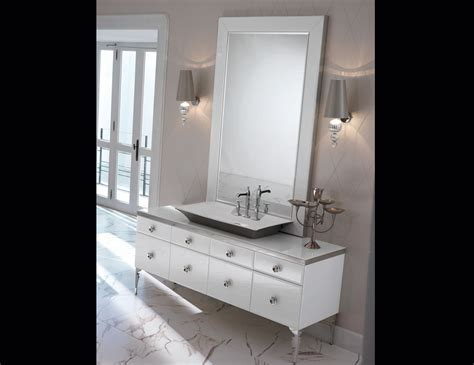 How High Are Bathroom Vanities milldue majestic 19 smoked lacquered glass high end italian bathroom vanities