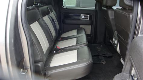 Leather Interior Kits For Trucks by Ford F 150 Katzkin 2 Tone Leather Kit