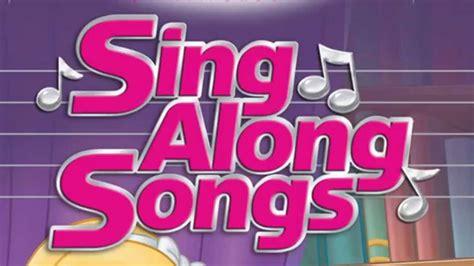 theme songs karaoke disney s sing along songs theme song instrumental