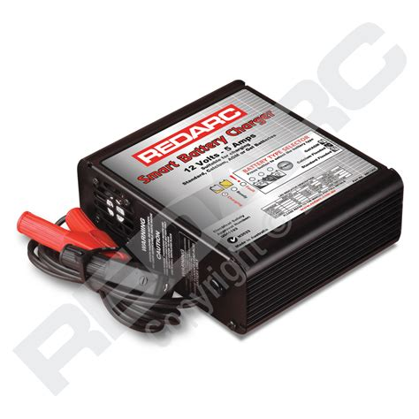 batteries and chargers smart battery charger products redarc electronics