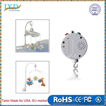 Lu Rotary Mobil rotary baby mobile crib bed clockwork movement box newborn bell crib toys buy rotary