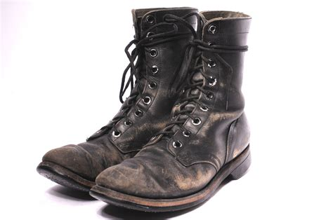 us army boots us army 1960s combat boots size 10