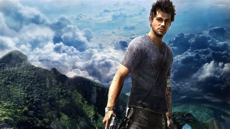 far cry game wallpaper jason brody far cry 3 wallpaper game wallpapers 18225