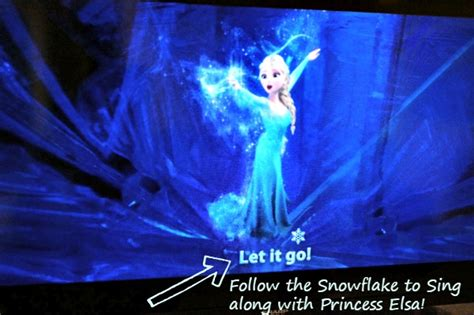 film frozen sing along how to host a frozen sing along party with disney s