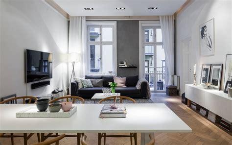 scandinavian design adalah interior apartemen scandinavian modern desain interior