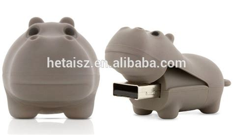 Usb Hippo Pvc Hippo Otg Usb Flash Drive River