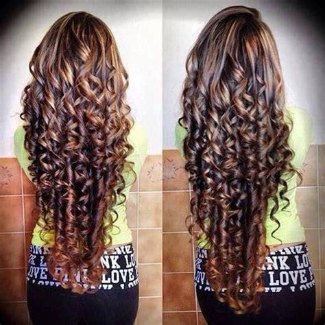 how to make straight hair curly styling your hair loki włosy długie na włosy fryzury zszywka pl