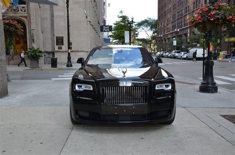 matte black rolls royce ghost price auto express