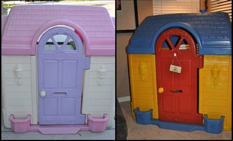 doc mcstuffins outdoor playhouse 62 best images about diy little tikes makeover on