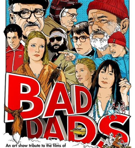 an art show tribute to the films of tarantino and the coen inside the rock poster frame blog bad dads an art show