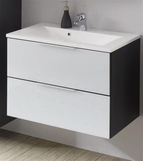 badezimmer ideen grau weiß anthrazit badezimmer