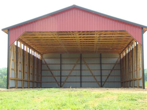Hay Storage Shed Plans malleta buy 30x40x10 pole barn plans
