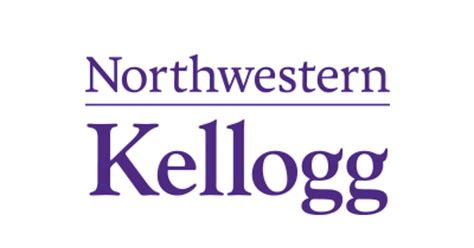 Kellogg School Of Management Part Time Mba by Kellogg Lockups Brand Tools Northwestern