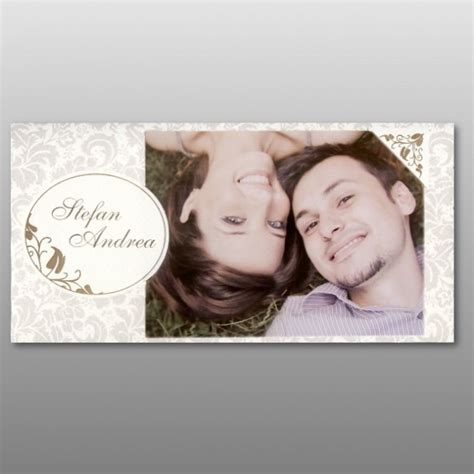 Einladungskarten Zur Hochzeit Mit Foto by Foto Einladungskarte Zur Hochzeit
