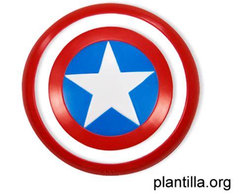como descargar imagenes en formato png plantilla con imagen de escuco de capitan america plantilla
