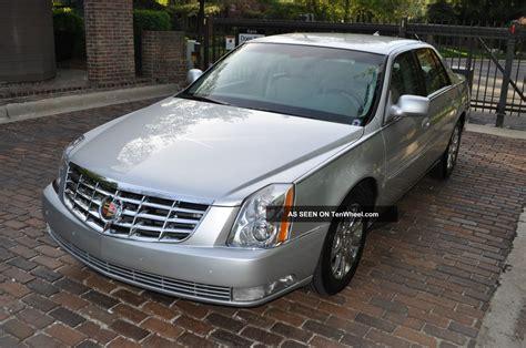 Cadillac Dts Platinum by 2009 Cadillac Dts Platinum Heated Onstar Rebuilt